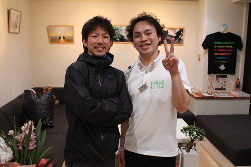 北村聡選手