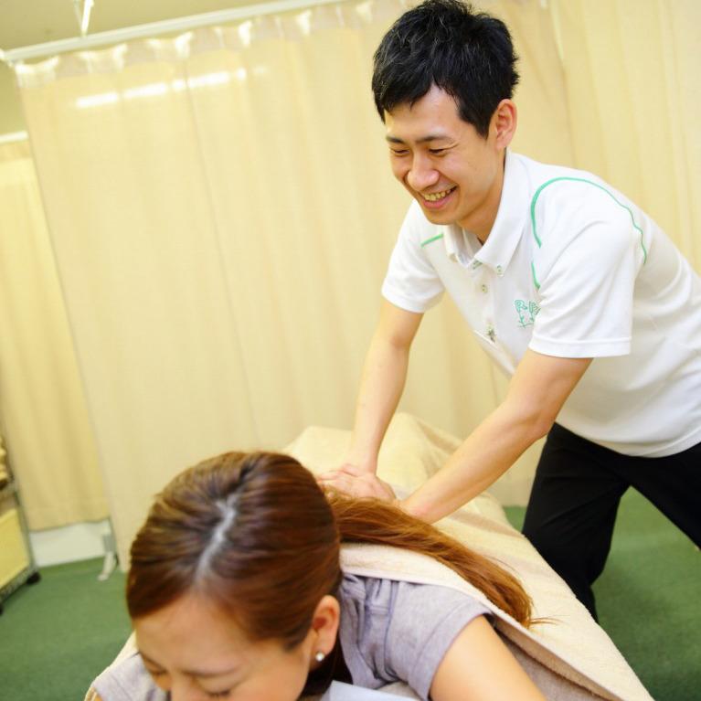 「手技の力で根本治療」ということを第一に、診療にあたっています。